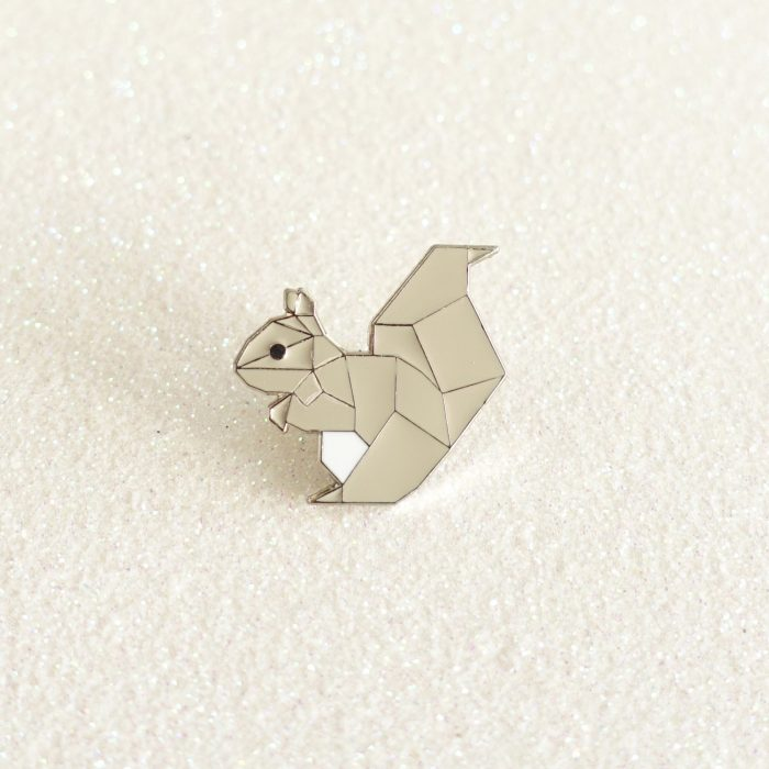 squirrel - grey